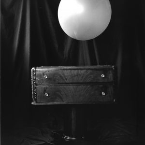 Side Table and Balloon, no. 2, 2016