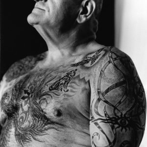 A Man and his Tattoos, 2015